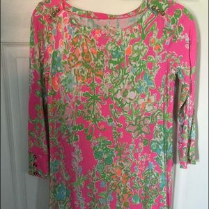 Lilly Pulitzer XS Dress in Pink Southern Charm